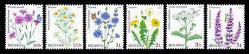 № - 951-956 - Flora: Wild Flowers