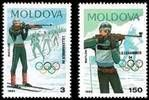 № - 96-97 - Winter Olympic Games, Lillehammer 1994