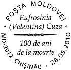 Eufrosinia (Valentina) Cuza - 100th Anniversary of Her Death