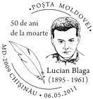 Lucian Blaga - 50th Anniversary of His Death