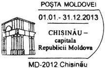 Chișinău - The Capital of the Republic of Moldova 2013