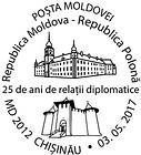 Diplomatic Relations with Poland - 25 Years 2017