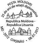 Diplomatic Relations with Lithuania - 25 Years