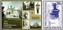 № - P114 - Year of Cultural Heritage of the Municipality of Ungheni