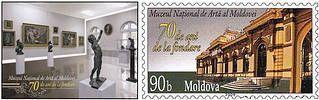 National Museum of Art of Moldova - 70th Anniversary