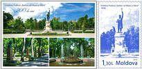 Public Park «Stefan cel Mare» - 200th Anniversary