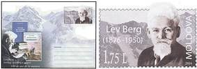 Lev Berg - 140th Birth Anniversary