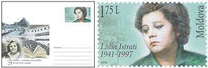 Lidia Istrati - 75th Birth Anniversary