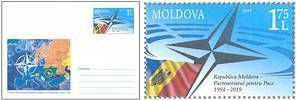 № - U409 - Republic of Moldova Joins the «Partnership for Peace» - 25th Anniversary