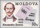 Alexandru Donici (1806-1865), Poet