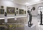 № P141 - Exhibits from the National Museum of Art of Moldova