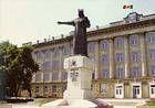 Monument to Ștefan cel Mare in Bălți (2003)