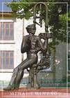 Mihai Eminescu. Monument. Fălești