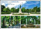 Views of the Public Park «Stefan cel Mare» in Chisinau