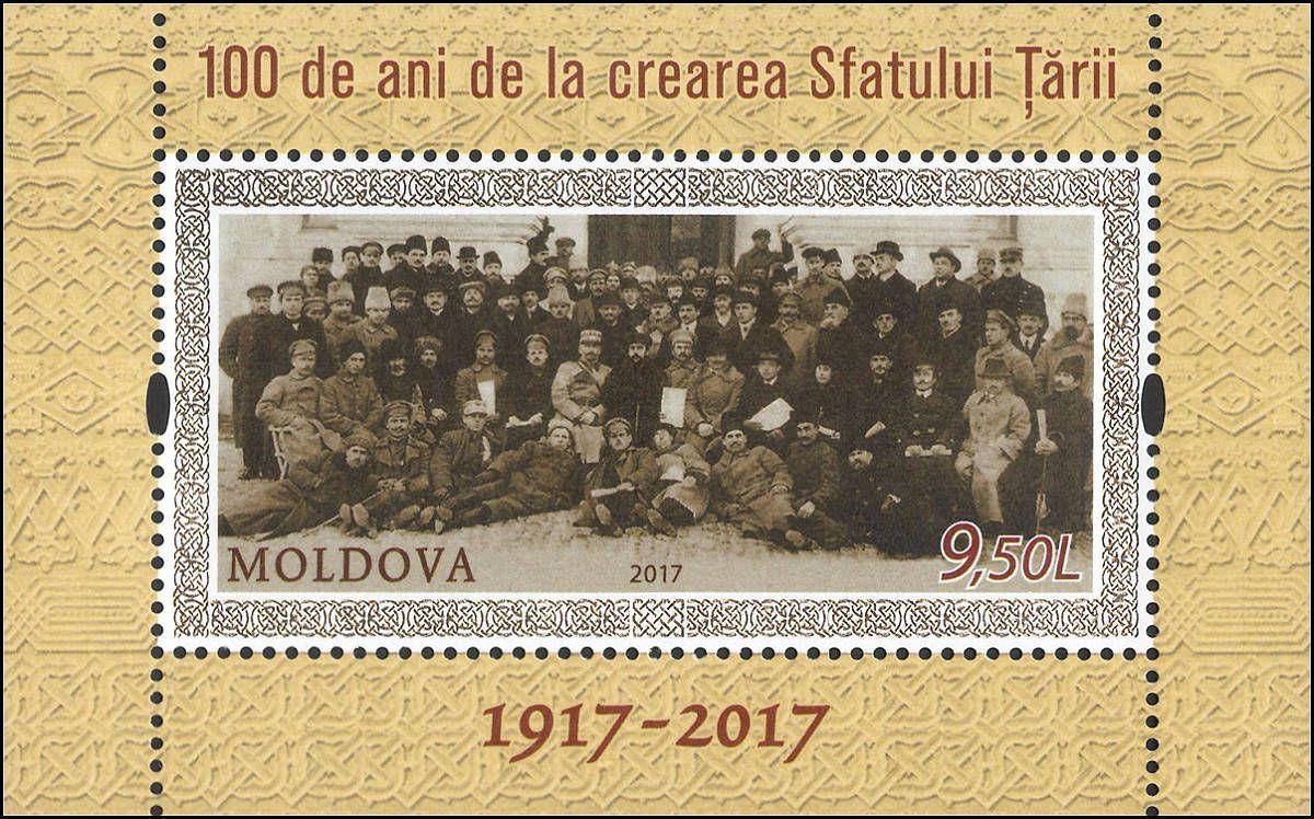 Group Photo of the «Sfatului Țării»