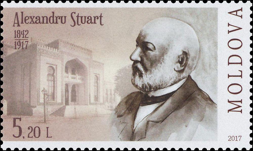 Alexandru Stuart (1842-1917), Scientist, Biologist, Museographer