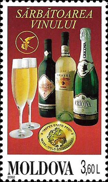 A Selection of Moldovan Wines