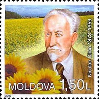 Nicolae Dimo (1873-1959). Agrologist, University Professor