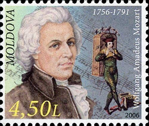 Wolfgang Amadeus Mozart (1756-1791), Composer