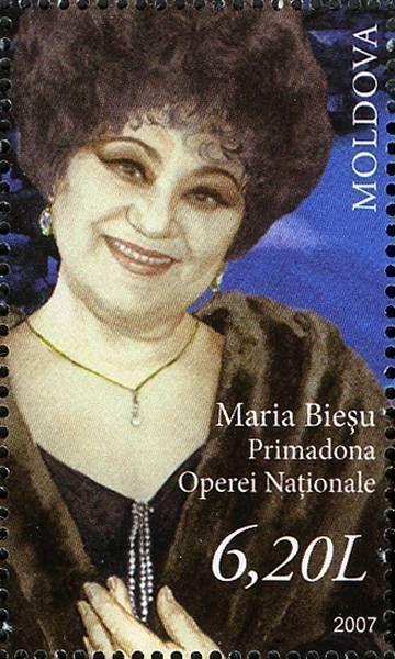 Maria Bieşu, Opera Singer