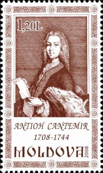 Prince Antiokh Cantemir (1708-1744). Writer and Diplomat