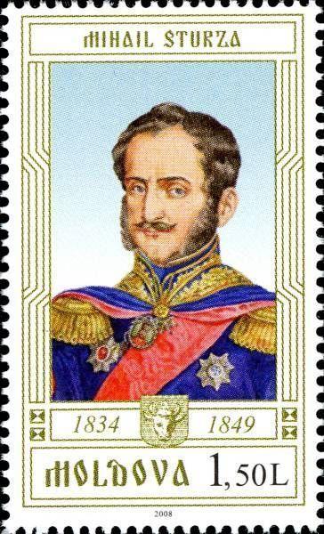 Mihail Sturza (1834-1849)