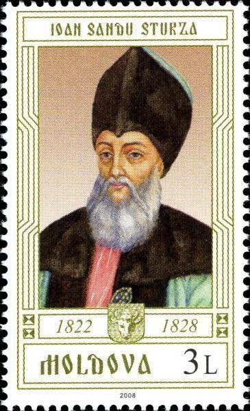 Ioan Sandu Sturza (1822-1828)