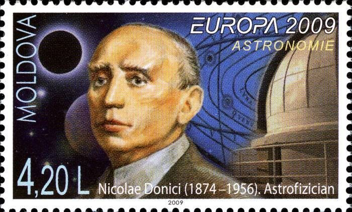 Nicolae Donici (1874-1956). Astrophysicist