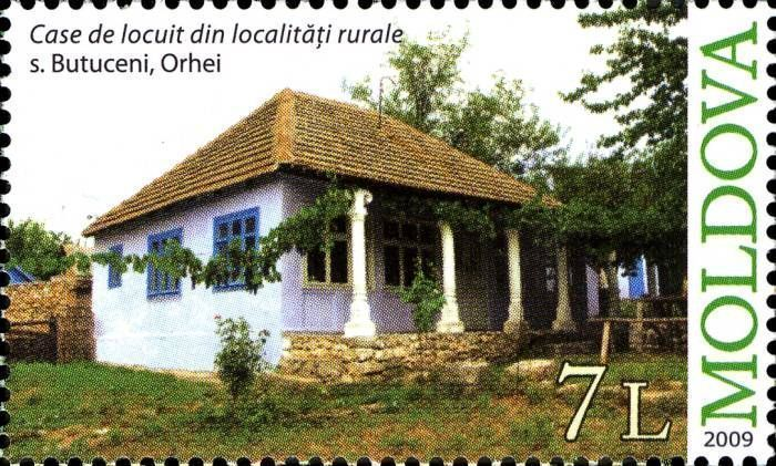 House in Buticeni, Orhei