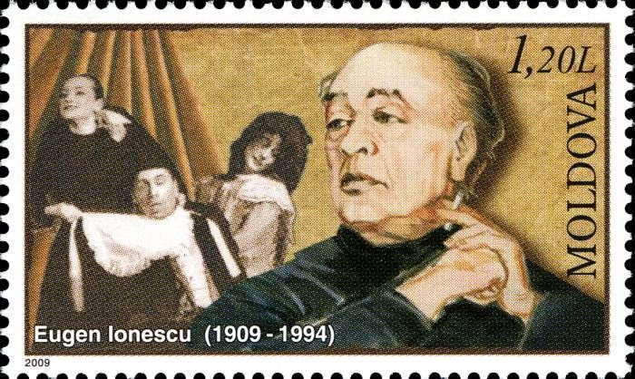 Eugen Ionescu (1909-1994). Playwright and Dramatist