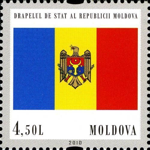 State Flag of Moldova