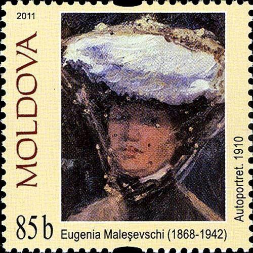 Eugenia Maleșevschi (1868-1942)