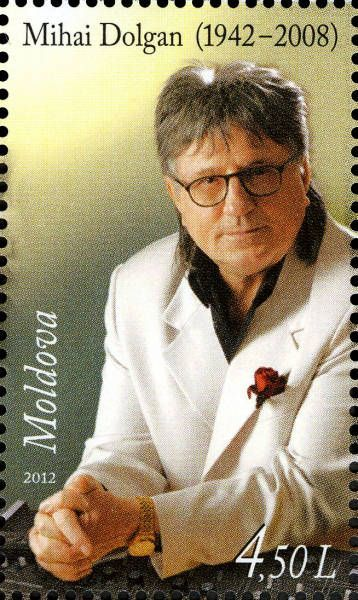 Mihai Dolgan (1942-2008). Singer and Composer