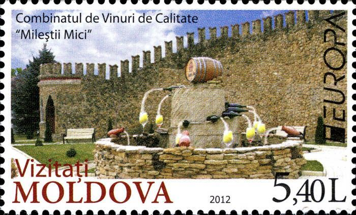 Winemaking at Mileștii Mici