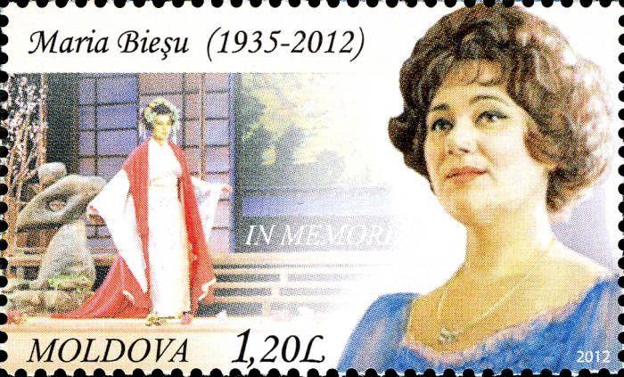 Maria Bieşu (1935-2012). Opera Singer