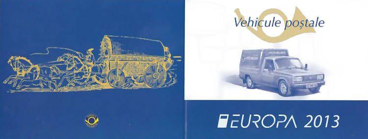 № 829-830 MH - Postal Delivery Van