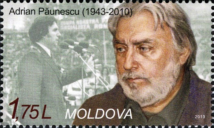 Adrian Păunescu (1943-2010), Poet, Journalist and Politician