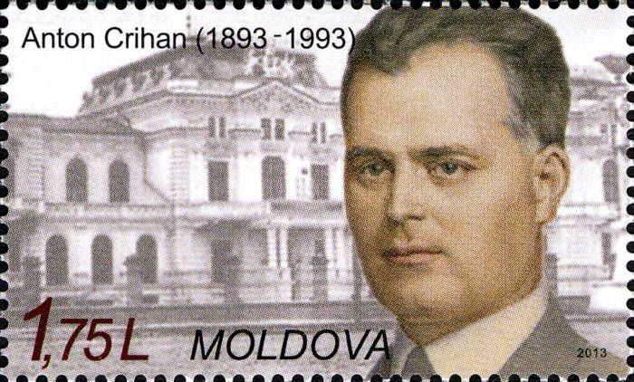 Anton Crihan (1893-1993), Politician