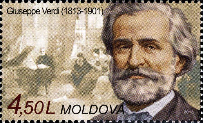 Giuseppe Verdi (1813-1901), Composer