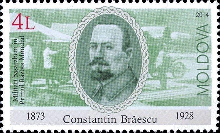 General Constantin Brăescu (1873-1928)
