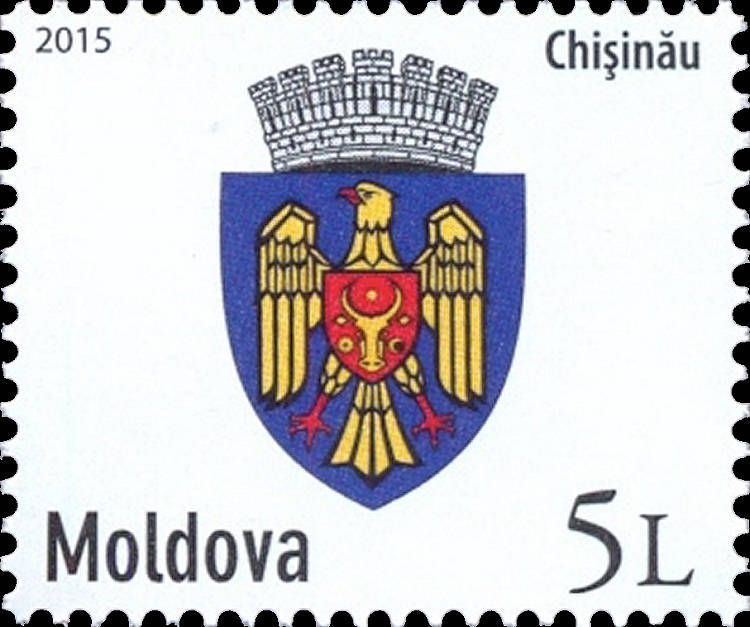 Arms of the Municipality of Chişinău