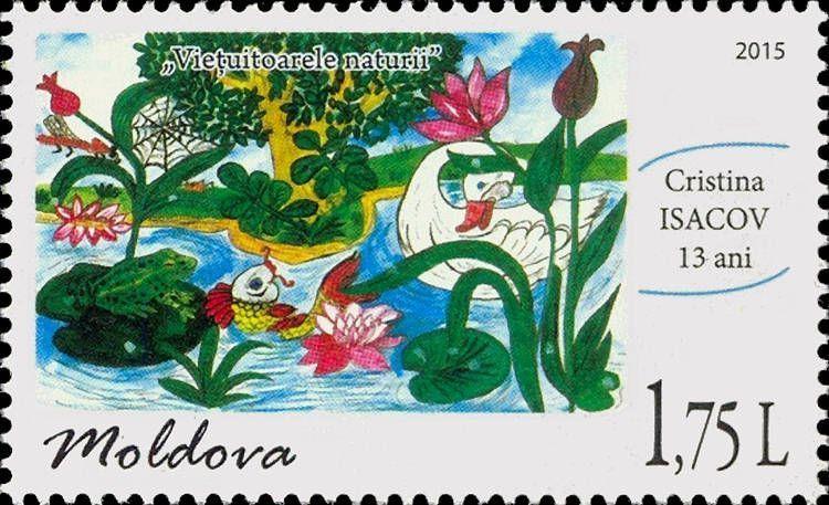 «Living Things of Nature», Cristina Isacov (13)