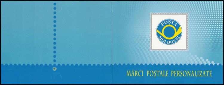 № 932-939 PF - Logo of Posta Moldovei