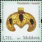 Moon Pendant. Sântana de Mureş-Cerneahov culture