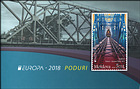 № 1031-1032 MH - EUROPA 2018: Bridges 2018