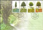 № 1033-1036 FDC2 - Tree