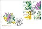 № 1088-1091 FDC1 - Flowering Shrubs 2019