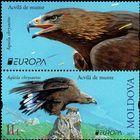 № 1097 ZfV - EUROPA 2019: National Birds 2019