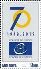 Anniversary Emblem of the Council of Europe