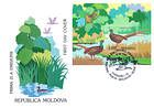 № Block 8 (209) FDC - A Forest Scene